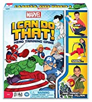 Marvel I Can Do That! ゲーム。