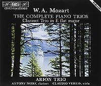 Complete Piano Trios; Clarinet (1994-04-04)