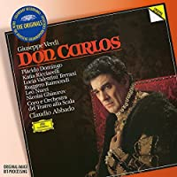 OR: Verdi: Don Carlos [3 CD] by Placido Domingo (2013-11-11)