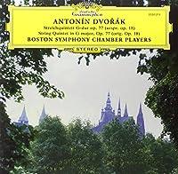 Dvorak: String Quintet in G Ma [12 inch Analog]