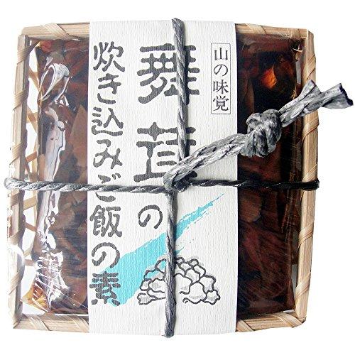 会津物産 舞茸の炊き込みご飯の素 155g