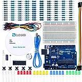 ELEGOO UNO R3基本部品 初心者スターター 互換キット チュートリアル Arduino用