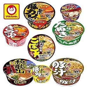 マルちゃん カップ麺 ミニ 12食セット 小腹対策に 博多とんこつ追加
