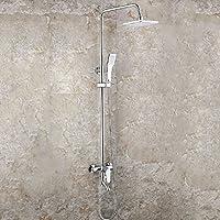 全銅の壁式冷熱水シャワーレースセット
