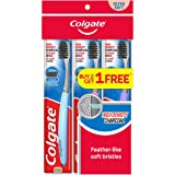 Colgate High Definition Charcoal Toothbrush, 3 ct