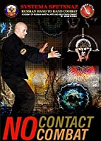 システマ ロシア武術 - Russian Martial Art DVD #9: No-Contact Combat by Russian Systema Spetsnaz, Street Self-Defense Training Video, Instructional Martial Arts DVD in English