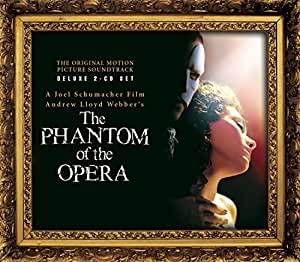 The Phantom of the Opera (2004 Movie Soundtrack) (Special Extended Edition Package) [COLLECTOR'S EDITION]