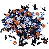 Homyl 紙吹雪 パーティーデコレーション ハロウィン DIY テーブル 飾り 写真小物 舞台道具 キラキラ 3タイプ選べ - カラフル