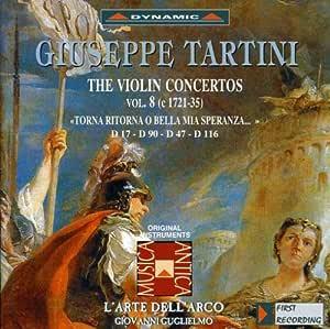 Violin Concertos 8