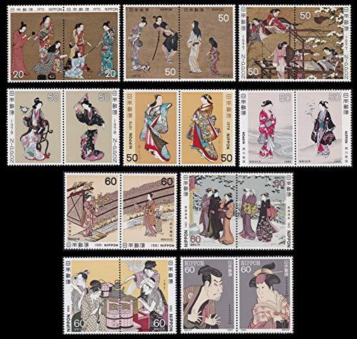 日本切手 記念切手 切手趣味週...