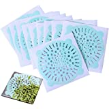 Disposable Sink Strainer 60PCS Hair Stoppers Catchers Shower Drain Sticker Floor Filter Paper Cover