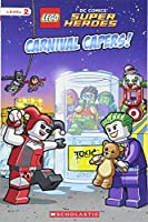 Carnival Capers! (Scholastic Readers: Lego, Level 2)