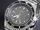 ELGIN エルジン アナデジ 電波ソーラー 腕時計 電池交換不要 FK1363S-BP