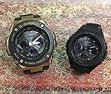 カシオCASIO 腕時計 G-SHOCK&BABY-G ペアウォッチ 純正ペアケース入り ジーショック&ベビージー 2本セット GST-W300G-1A9JF MSG-W100G-1AJF