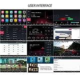 ATOTO A6デュアルDin AndroidカーナビゲーションA/Vシステム、デュアルBluetooth&2A充電 - A62721P 2G+32G カーエンターテイメント GPSマルチメディアラジオ。 WiFiまたはBluetooth経由でインターネットを共有する。 256G USB SDをサポート