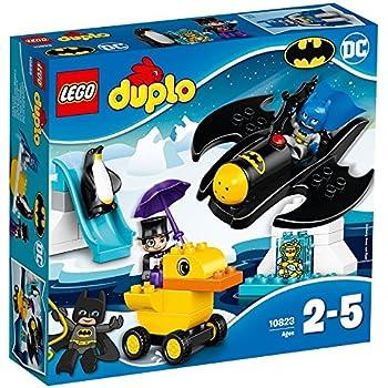 """レゴ(LEGO)デュプロ バットマン""""バットウイング アドベンチャー"""" 10823"""