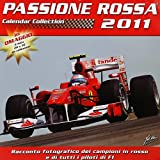 フェラーリ PASSIONE ROSSA カレンダー 2011