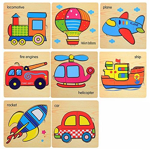 幼児用パズル 知育玩具 出産祝い 誕生日 1歳 2歳 3歳 女 男 女の子 男の子 ベビー 幼児 お...