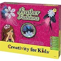 ファーバーカステル Creativity for Kids フェザーヘアアクセサリークラフトキット 180863