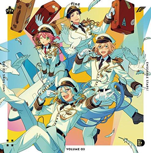 あんさんぶるスターズ  ユニットソングCD 3rdシリーズ vol.3 fine