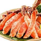 ぐるめライン 蟹 タラバガニ 特大サイズ 500g タラバ蟹 カニ ポーション たらば蟹 (熨斗付き) 国内加工