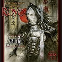 The Fantasy Art Of Royo 2018 Wall Calendar (CA0132) [並行輸入品]