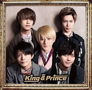 King & Prince(初回限定盤B)(2CD)