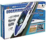 KATO Nゲージ スターターセットスペシャル 500系 新幹線 のぞみ 10-003 鉄...