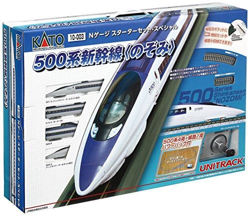 KATO Nゲージ スターターセットスペシャル 500系 新...