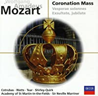 Coronation Mass & Vesperae Solennes