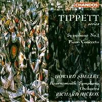Tippett: Symphony, No. 1, Piano Concerto (1995-02-28)