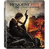 Resident Evil: The Final Chapter Steelbook