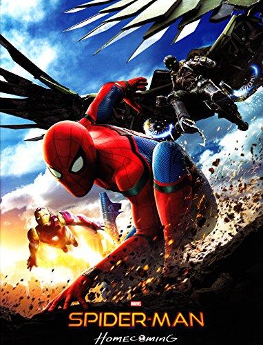 【映画パンフレット】スパイダーマン:ホームカミング特別版 監督:ジョン・ワッツ 出演:トム・ホランド ロバート・ダウニーJr. マイケル・キートンほか