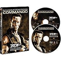 コマンドー<ディレクターズ・カット>日本語吹替完声版 DVD2枚組