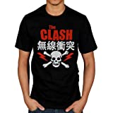 AWDIP Official The Clash Bolt Red T-Shirt
