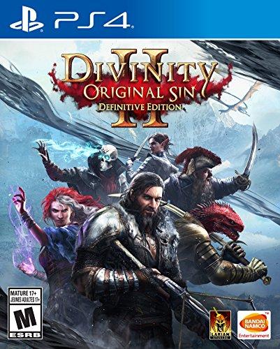 Divinity Original Sin 2 Definitive Edition (輸入版:北米) - PS4