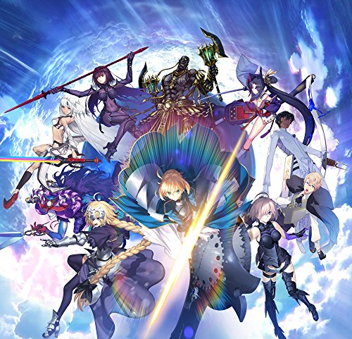 Fate/Grand Order Original Soundtrack I(初回仕様限定盤)