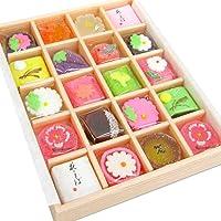 四季の 京菓子 ギフト 「花園(小) 20個入り」 母の日 ギフト プレゼント おすすめ スイーツ 母の日のプレゼント人…