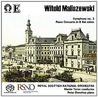 MALISZEWSKI/ PIANO CONCERTO