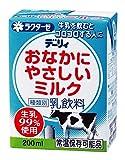 南日本酪農協同 デーリィおなかにやさしいミルク 200ml×24本