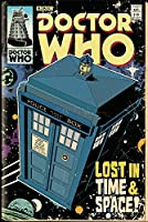 Doctor Who - Tardis Comic Poster - 91.5x60cm