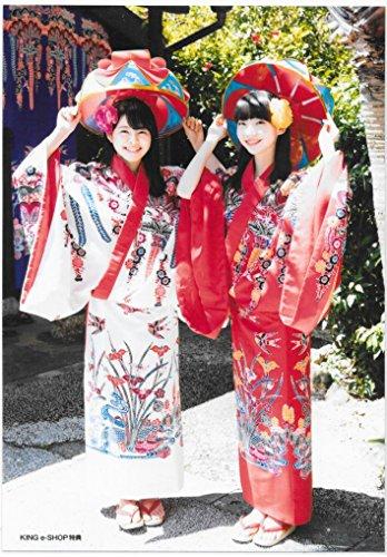 AKB48 #好きなんだ KING e-SHOP 店舗特典 生写真 【荻野由佳、本間日陽】