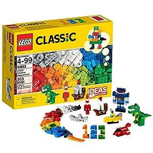 レゴ (LEGO) クラシック アイデアパーツ <ベーシックセット> 10693