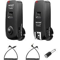 Neewer FC-16 3-in-1 2.4G 16チャネルワイヤレスリモートフラッシュトリガー Sony A9II…