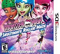Monster High: Skrm