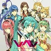 EXIT TUNES PRESENTS Vocalonexus (ボカロネクサス) feat.初音ミク(ジャケットイラストレーター 左)