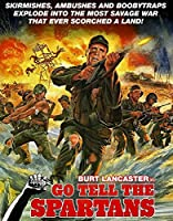 Go Tell the Spartans [DVD]