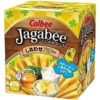 カルビー Jagabee しあわせバタ~ 80g(16g×5袋)