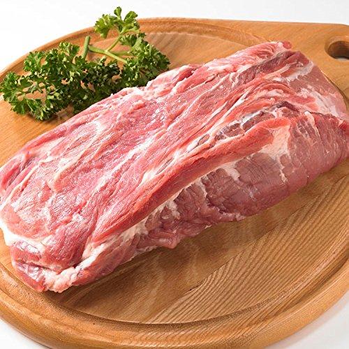 代々木フードマート 豚肩ロース ブロック チリ産 業務用 2.1kg超