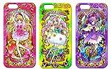 魔法つかいプリキュア JEWEL PORTRAIT iPhone6/6sケース 3種セット